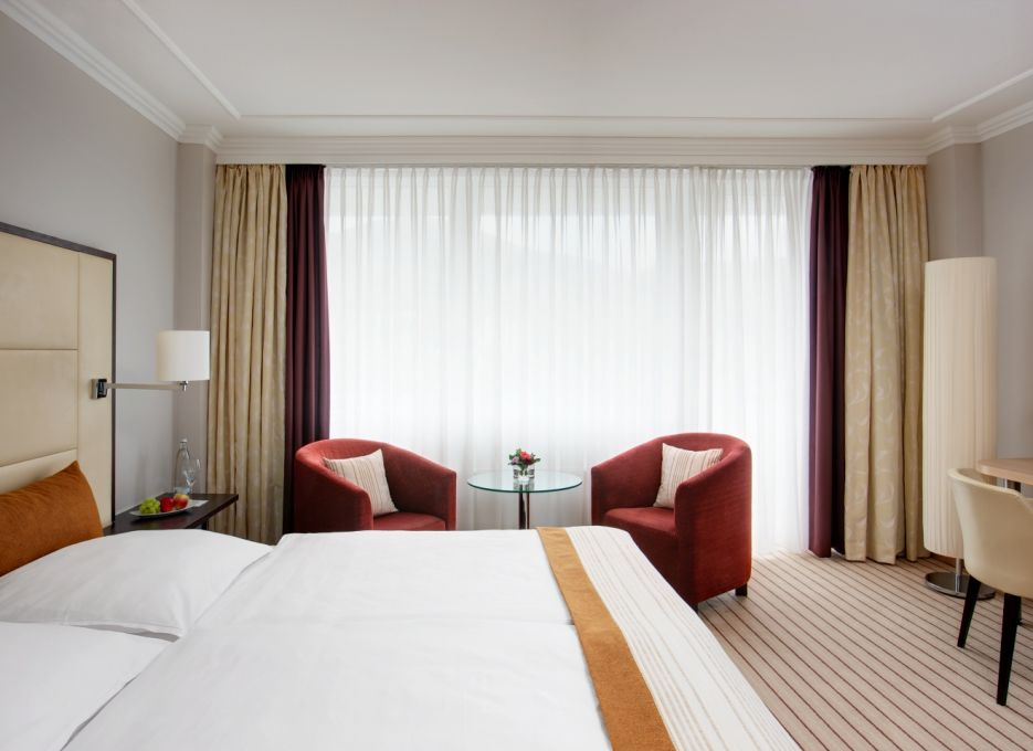 Steigenberger Hotel Bad Neuenahr – standard rooms