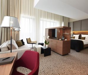 Steigenberger Hotel Am Kanzleramt, Berlin - Junior Suite