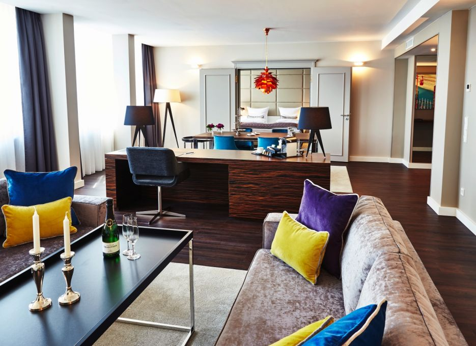 Steigenberger Hotel Cologne - Suite