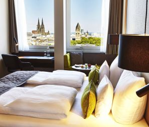 Steigenberger Hotel Cologne – superior plus room