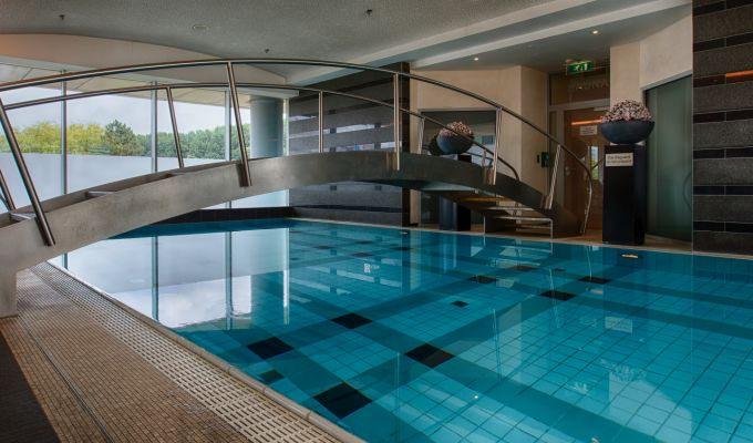 Steigenberger Airport Hotel, Schiphol-Oost/Amsterdam - Pool