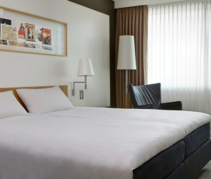Steigenberger Airport Hotel, Amsterdam – Green executive rooms