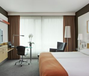Steigenberger Airport Hotel, Amsterdam – Executive room