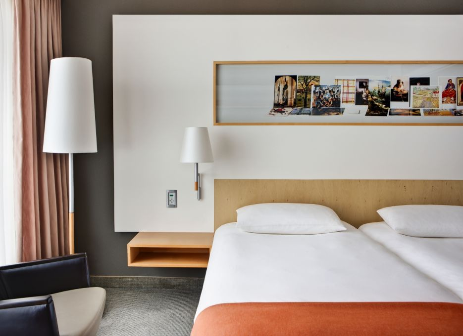 Steigenberger Airport Hotel, Amsterdam – Superior rooms
