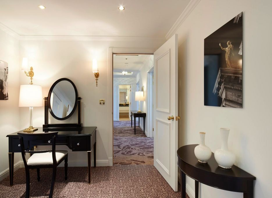 Steigenberger Wiltcher's, Brussels – presidential suite