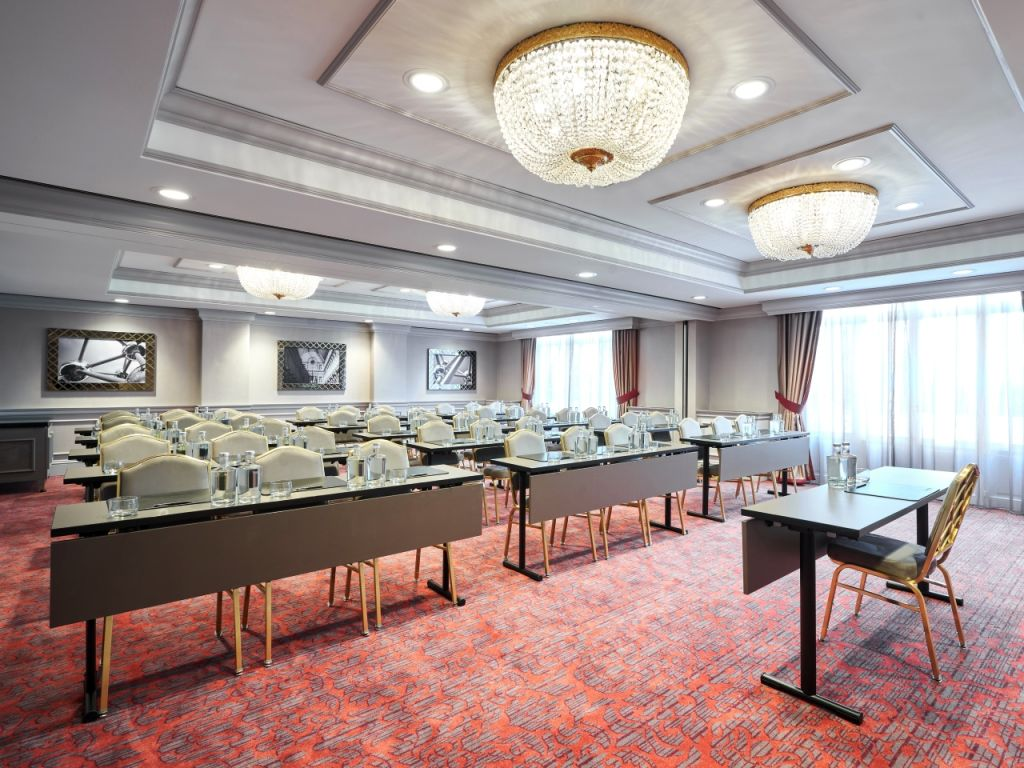 Meeting Rooms In Brussels Steigenberger Wiltcher S