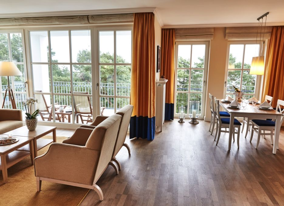Steigenberger Grand Hotel & Spa, Heringsdorf – executive studio
