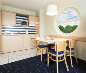 Aparthotel Zingst, Zingst/Baltic Sea – Villa Kurpark apartment