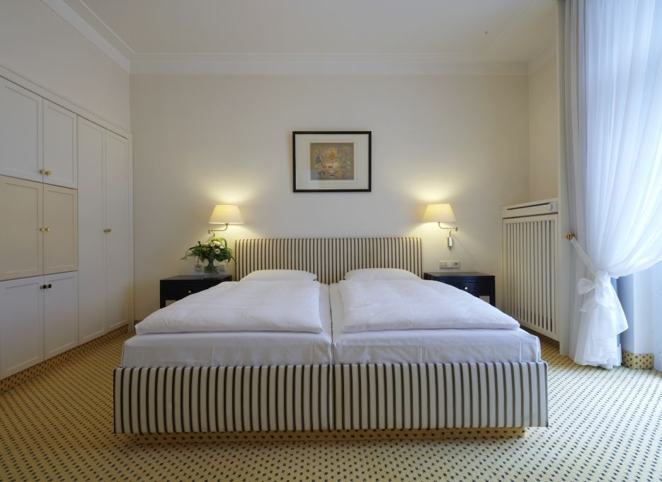 Steigenberger Hotel & Spa, Bad Pyrmont - Suite