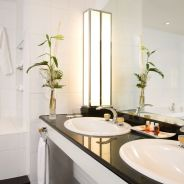 Steigenberger Hotel & Spa, Bad Pyrmont – bathroom