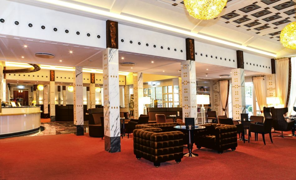 Steigenberger Hotel & Spa, Bad Pyrmont - Lobby