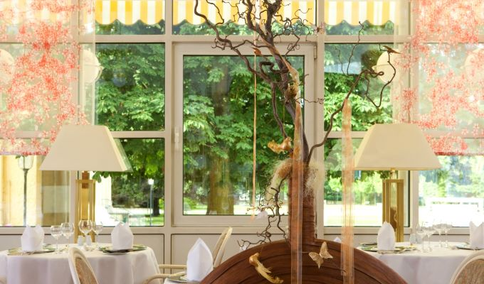 Steigenberger Hotel and Spa, Bad Pyrmont - Restaurant Palmengarten