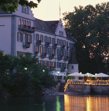 Außenansicht Steigenberger Inselhotel Konstanz - Girl Friends Package