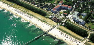Strand Steigenberger Strandhotel and Spa Zingst - Pools