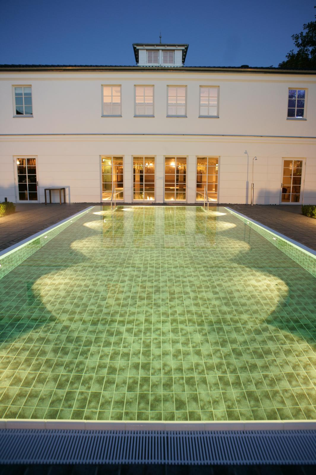Pool Steigenberger Strandhotel and Spa Zingst - Girl Friends Package