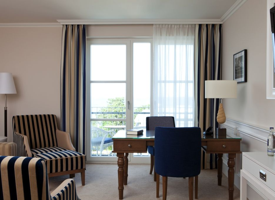 Steigenberger Grand Hotel & Spa, Heringsdorf – junior suite