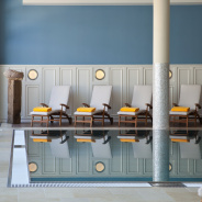 Indoor-Pool Steigenberger Grandhotel and Spa Heringsdorf - Pools