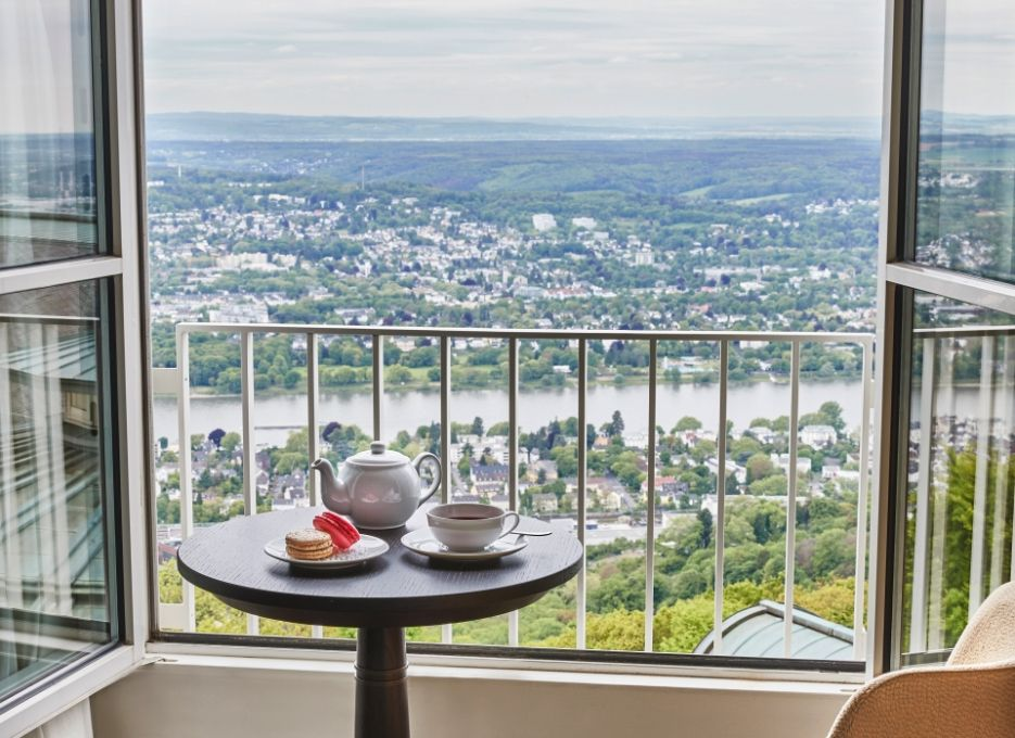 Steigenberger Grandhotel & Spa Petersberg, Königswinter/Bonn - Suite Exécutive
