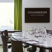 Steigenberger Airport Hotel, Frankfurt - Meetings