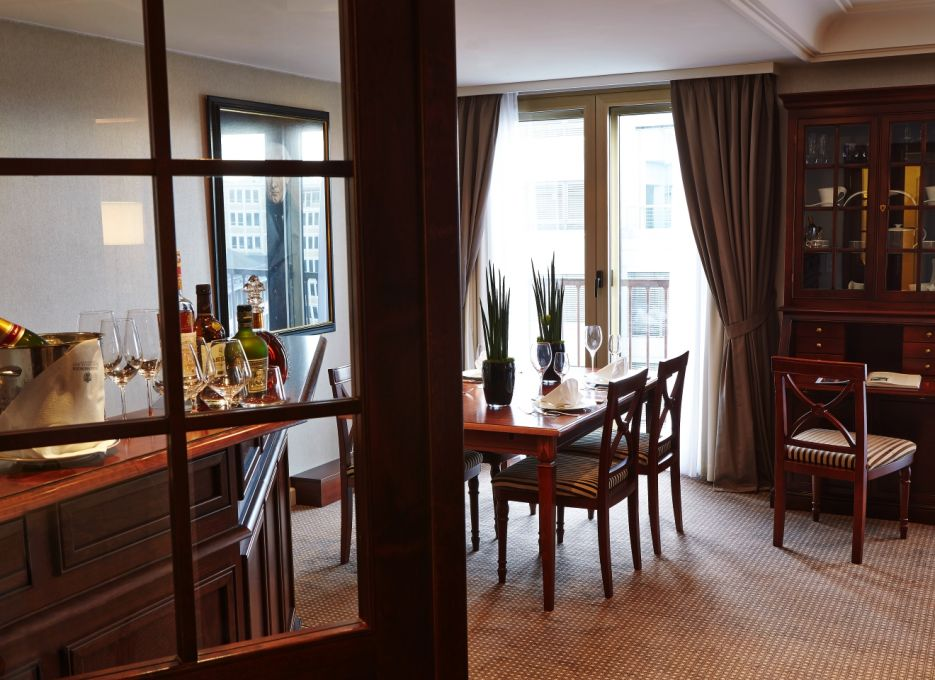 Steigenberger Frankfurter Hof - Executive Suite