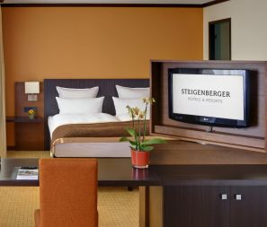 Junior Suite in Dortmund - Steigenberger Hotel Dortmund, kamer