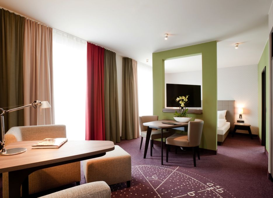 Steigenberger Parkhotel, Brunswick – Junior Suite