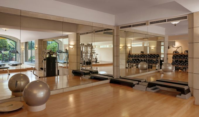 Steigenberger Golf & Spa Resort, Camp de Mar/Mallorca - Fitness