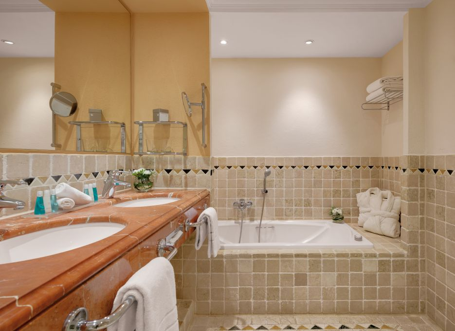 Steigenberger Golf & Spa Resort, Mallorca – Bathroom