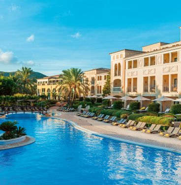 Steigenberger Golf & Spa Resort Camp de Mar, Mallorca - Aussenansicht
