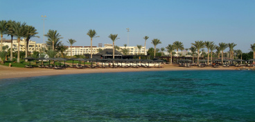 Strand Steigenberger Aqua Magic Hurghada - Pools