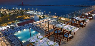 Steigenberger Hotel El Lessan, Ras El Bar - The Sea Bar