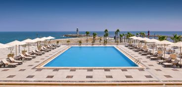 Steigenberger Hotel El Lessan, Ras El Bar, Egypt - Pool