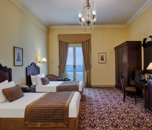 Steigenberger Cecil Hotel - Superior room with a view of the sea