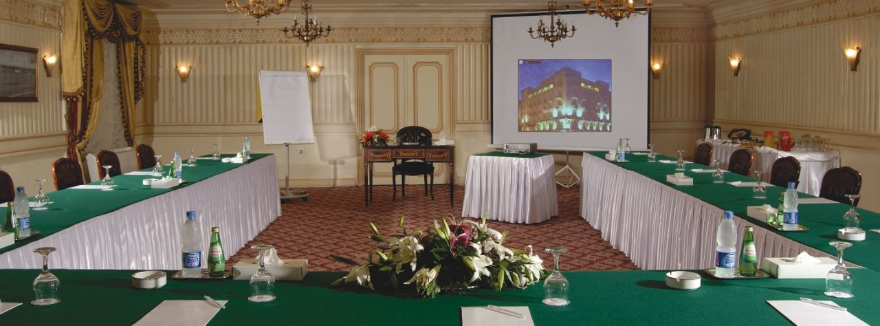 Steigenberger Cecil Hotel, Alexandria – Meetings & events