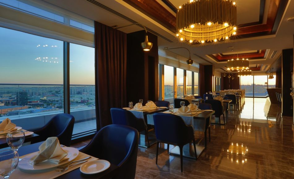 Steigenberger Airport Hotel, Istanbul - Prime Lounge Dining