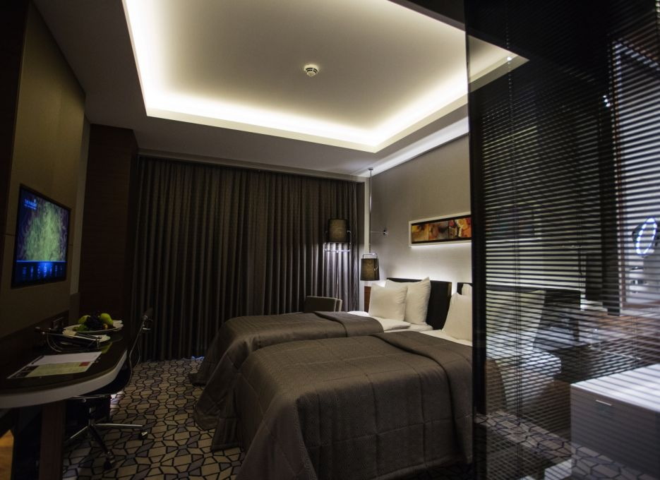 Steigenberger Airport Hotel, Istanbul - Deluxe twin room