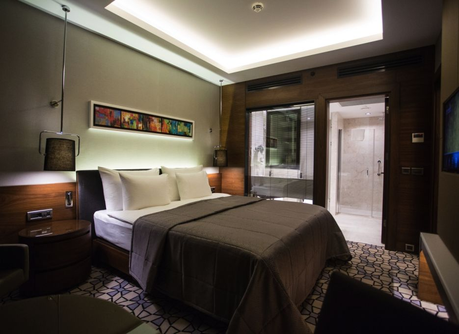 Steigenberger Airport Hotel, Istanbul - Deluxe king room
