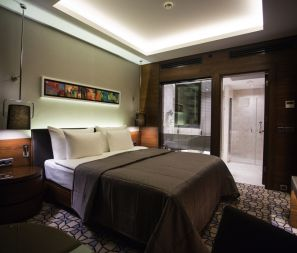 Steigenberger Airport Hotel, İstanbul - Deluxe king room