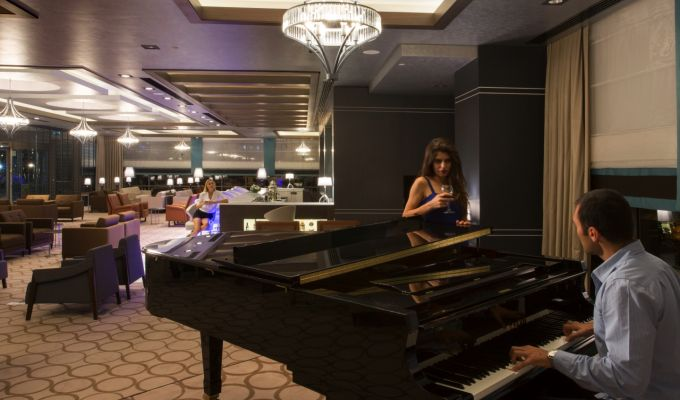 Steigenberger Airport Hotel, Istanbul - Piano Bar & Patisserie