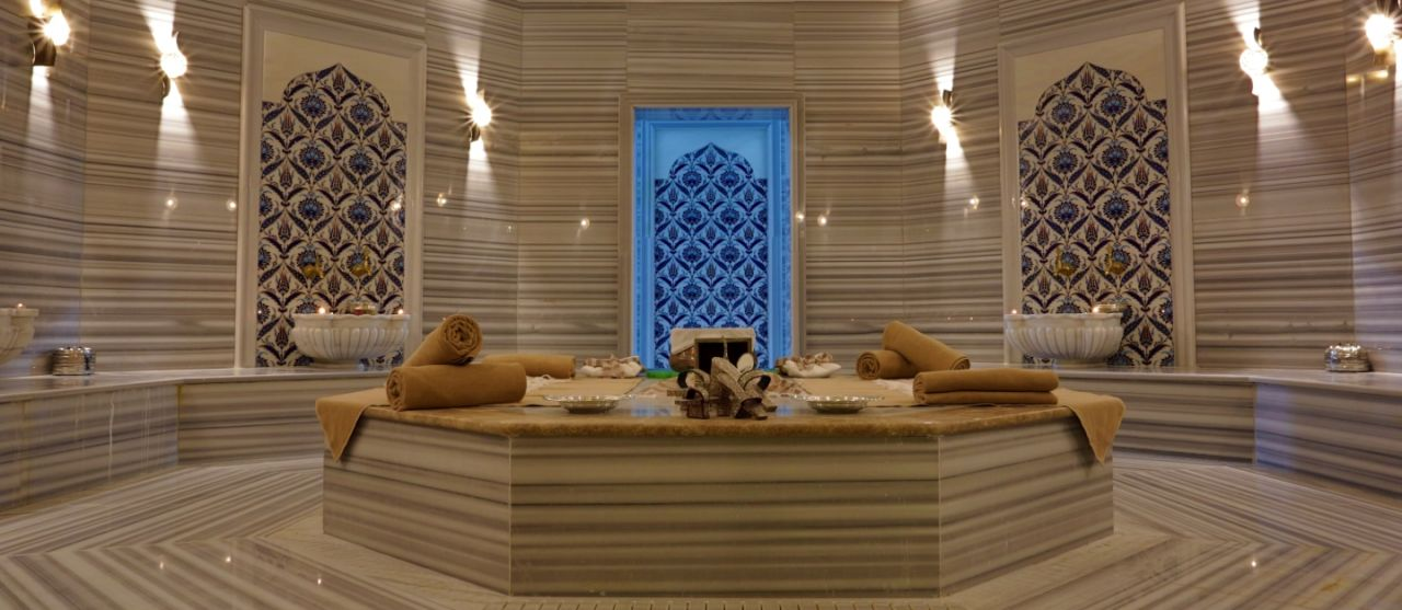 Steigenberger Airport Hotel, Istanbul - SPA Turkish bath