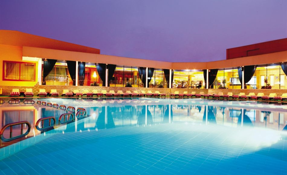 Cairo Pyramids Hotel, Gizeh - Pool