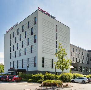 Hotel in Berlin - IntercityHotel Berlin-Brandenburg Airport, Außenansicht