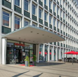 Hotel in Hannover - IntercityHotel Hannover, entrance