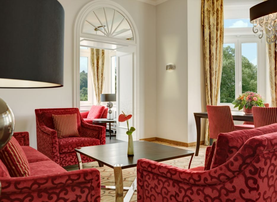 Steigenberger Hotel Bad Neuenahr - Grand Suite