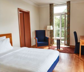 Steigenberger Hotel & Spa, Bad Pyrmont - Comfort Single Room