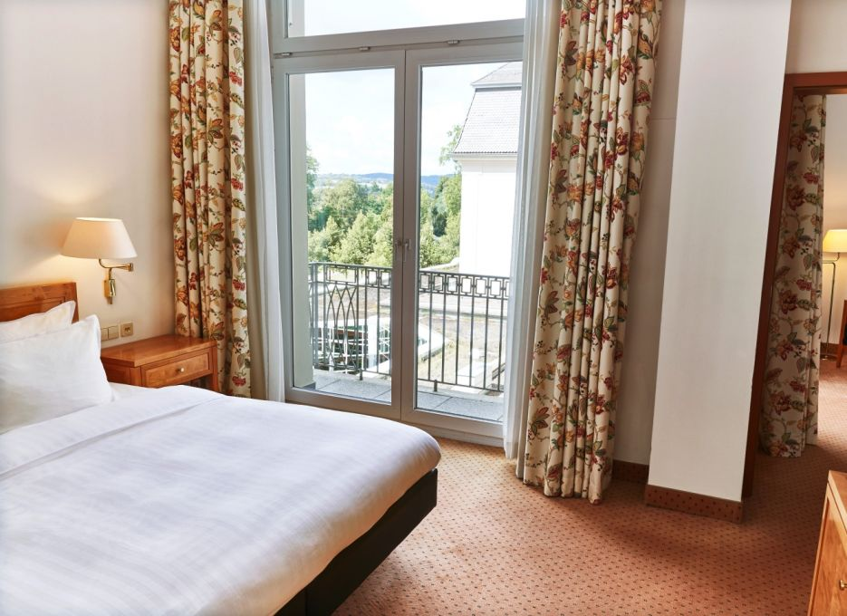 Steigenberger Hotel & Spa, Bad Pyrmont - Junior Suite