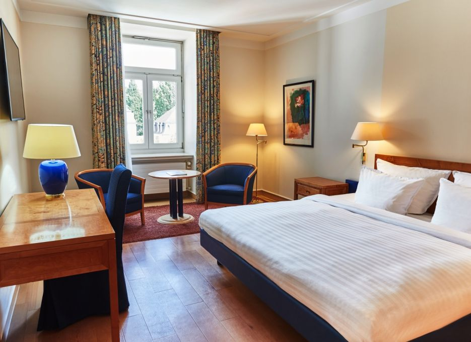 Steigenberger Hotel & Spa, Bad Pyrmont - Chambre double confort