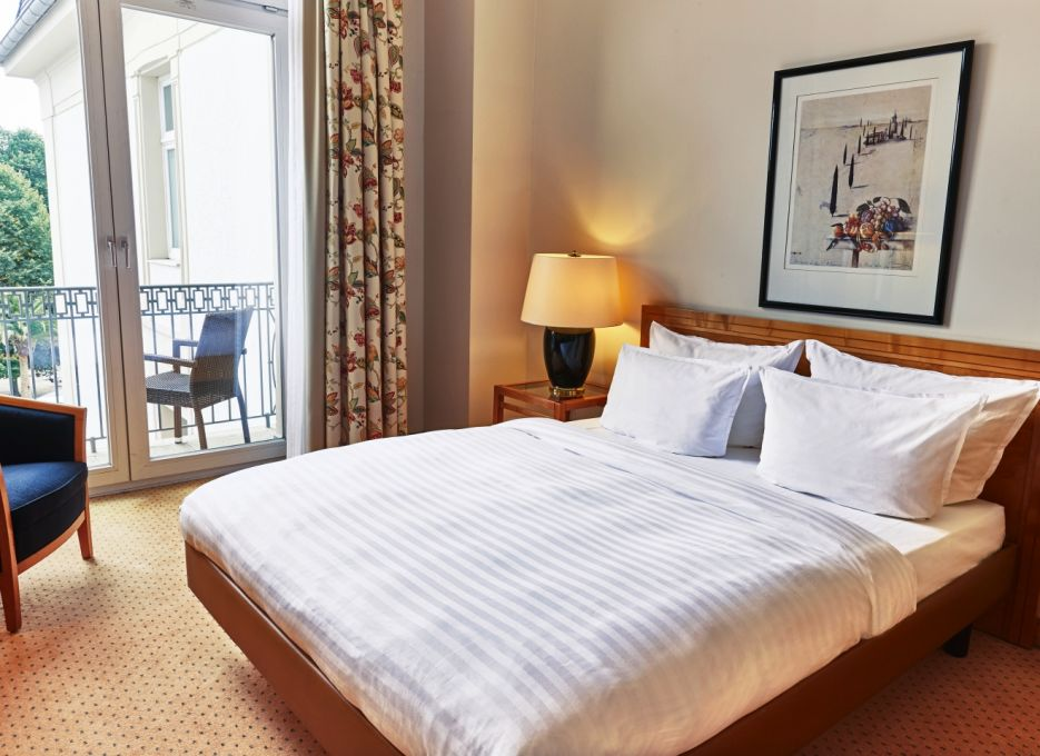Steigenberger Hotel & Spa, Bad Pyrmont - Apartment