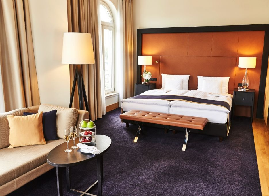 Steigenberger Hotel Bad Homburg, Deutschland - Junior Suite