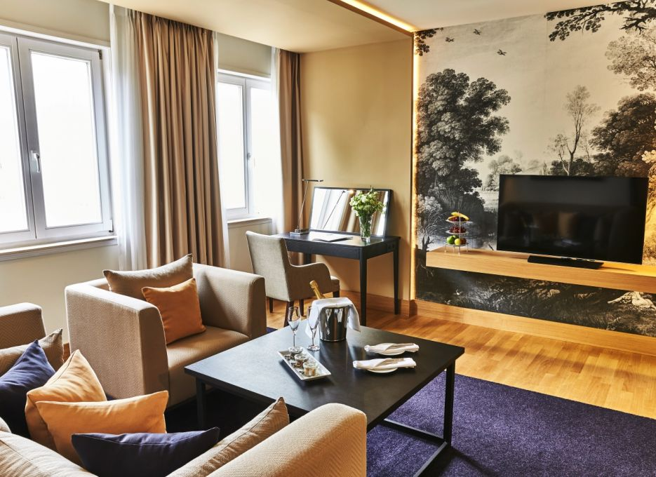 Steigenberger Hotel Bad Homburg, Deutschland - Suite